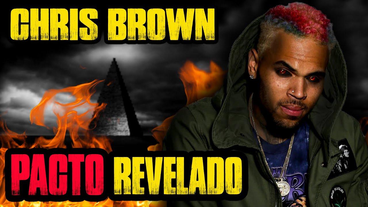 CHRIS BROWN E O PACTO REVELADO.