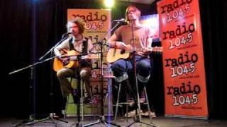 "the dandy warhols - ""not if you were the last junkie on earth"" (acoustic april 8, 2009)"
