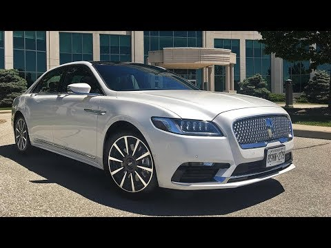 2018 Lincoln Continental – FULL REVIEW