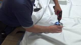 Boat Vent 3 Installation w Tools
