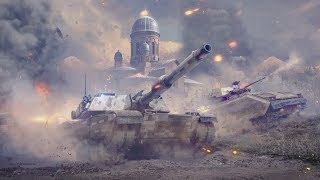 Armored Warfare - Global Operations (PS4 Gameplay)