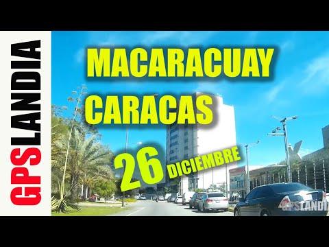 CARACAS Urbanizacion MACARACUAY Restaurante Vistarroyo CENTRO PORTUGUES Macaracuay EXPRESS VENEZUELA