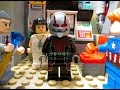 Lego Avengers 3 Age Of Ant Man Movie