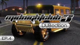 Midnight Club Dub Edition Ep 4 - Car Clubs