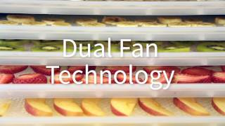 How This Machine Makes Dehydration Easy: Tribest Sedona Combo, SD-P9150-B Rawfood Dehydrator
