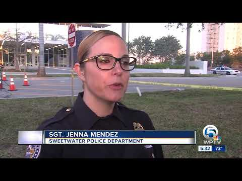 Sweetwater Police Sgt. Jenna Mendez among first people to help FIU bridge collapse victims