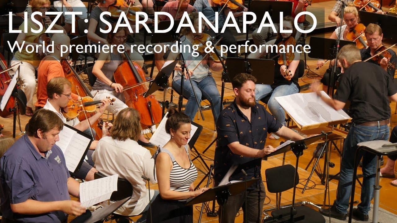 Liszt: Sardanapalo-Mazeppa   Staatskapelle Weimar_Kirill