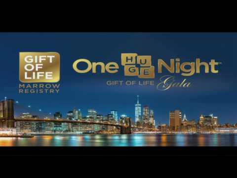 2017 Gift of Life One Huge Night Annual Gala