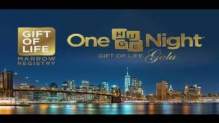 2017 Gift of Life One Huge Night Annual Gala