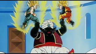 Trunks e Goten vs Sr popo / dragon ball z dublado