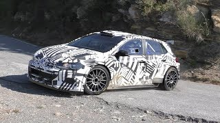 VW Polo R5 WRC2 | Tarmac Test [HD] thumbnail