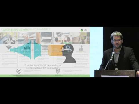 Augmented Reality for the Industrial Enterprise - JP Provencher of PTC @ ARC Orlando Forum 2017