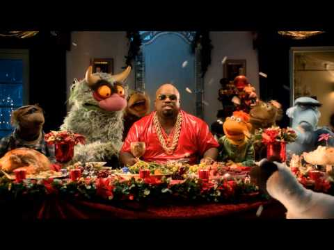 CeeLo Green Feat The Muppets - All I Need Is Love (spanish subtitles)