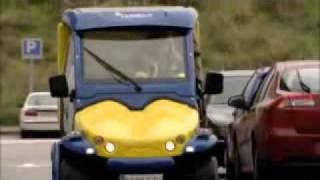 Correos España - COMARTH - Vehículo eléctrico