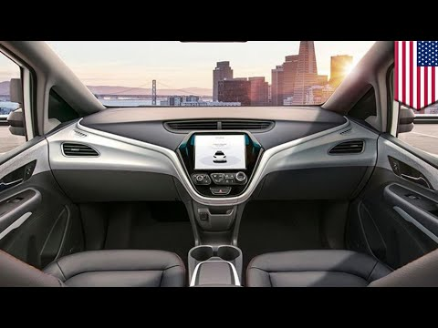 Self-driving cars: GM wants to test driverless cars with no steering wheel or pedals - TomoNews