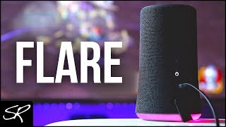 Anker SoundCore Flare Review | The BEST Bluetooth Speaker Under $100? | Raymond Strazdas
