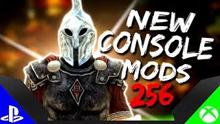 Skyrim Special Edition: ▶️5 BRAND NEW CONSOLE MODS◀️ #256 (PS4/XB1/PC)