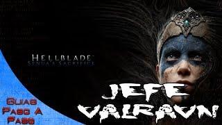 Video de Hellblade Senua's Sacrifice   Combate contra el jefe Valravn   Trofeo: Master of Illusion