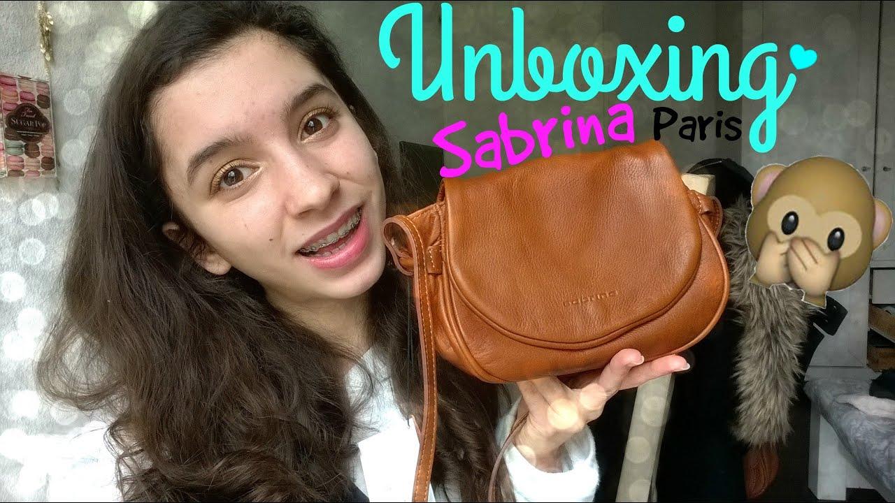 Mon sac Sabrina paris / Alice ! ✨