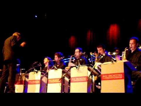 Kyteman & jazz orchestra van het...