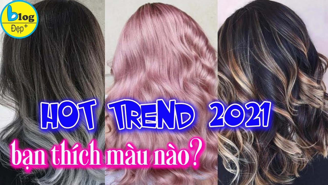 Tổng hợp 20 màu tóc đẹp nhất 2021 phù hợp cho tất cả phái nữ   Tổng hợp kiến thức về tóc đẹp mới nhất