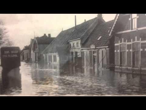 watersnood 1916 noord Holland