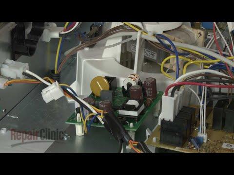 Power Supply Board - Kitchenaid Microwave #KMBP100ESS01