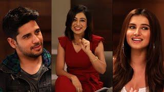 Tara Sutaria sings to Sidharth Malhotra | Atika Farooqui |  Marjaavaan | Interview