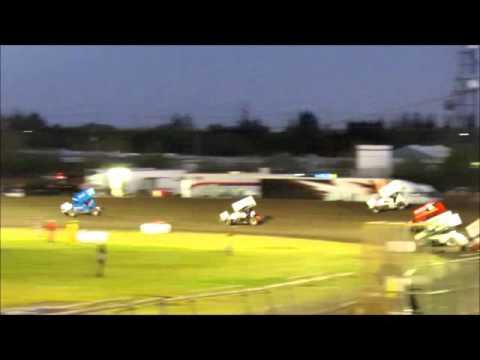 Sprintcars @ Silver Dollar Speedway  3 25 16