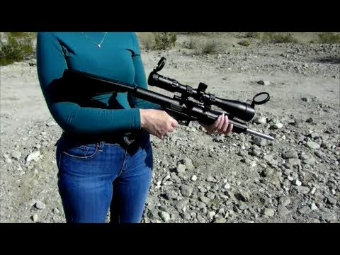 mech tech 10mm carbine with glock 20 scoped and red dotted youtube