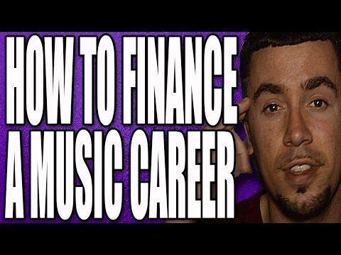 How To Finance A Music Career