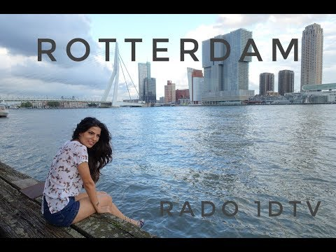Rotterdam Trip Vlog - Rotterdamda Mənimlə Bir Gün - Rado's One Day Trip Vlog