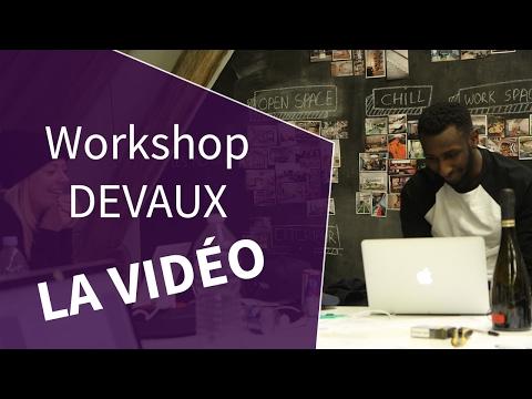 Workshop Champagne Devaux | Projet inter-écoles