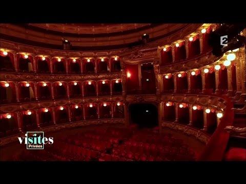 Les coulisses de l'opéra de Nice - Reportage - Visites privées