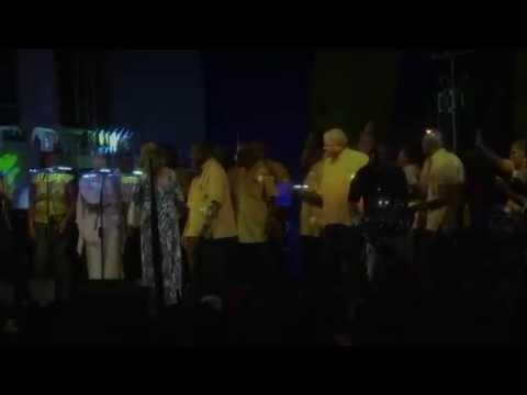 Carlene Davis Live at United Progressive Party Launch in St  Johns  Antigua  February 2014