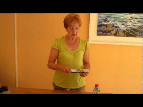 Brenda Malley Painting Holidays in Antibes with HobbyHolidays.ie – Art materials to bring.MOV