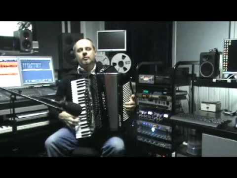 Vlada Panovic  (accordion Jazz) - Caravan