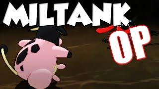 MILTANK OP! Crazy Miltank Pokemon Battle!