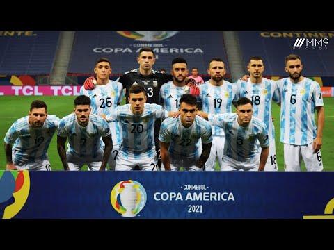 Argentina | Road to Final Copa America 2021