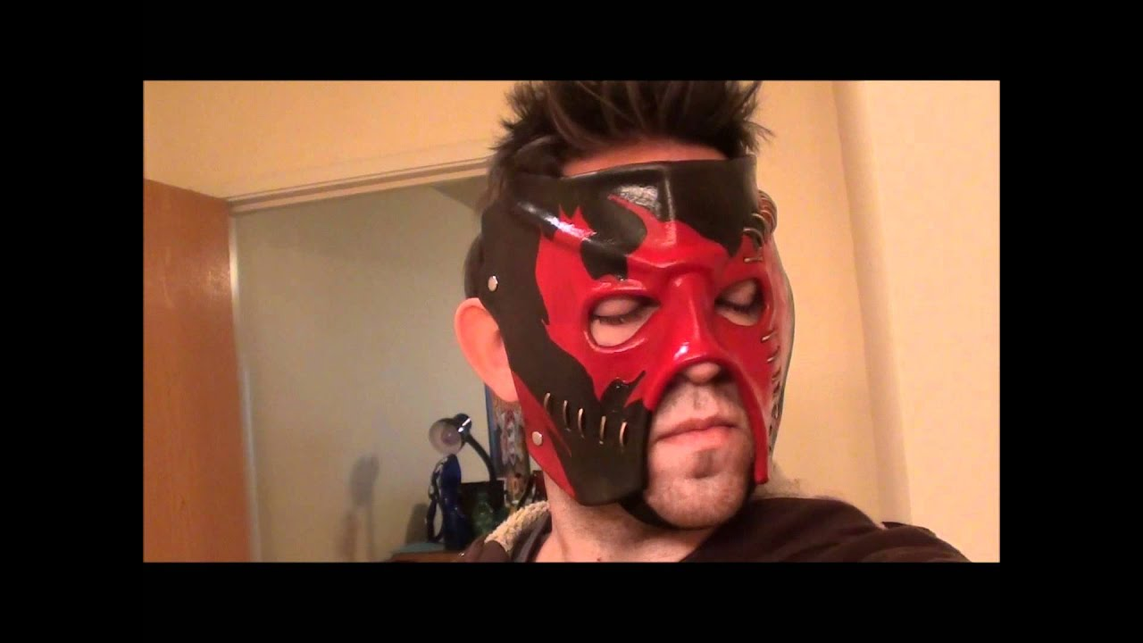 kane mask 20022003 youtube