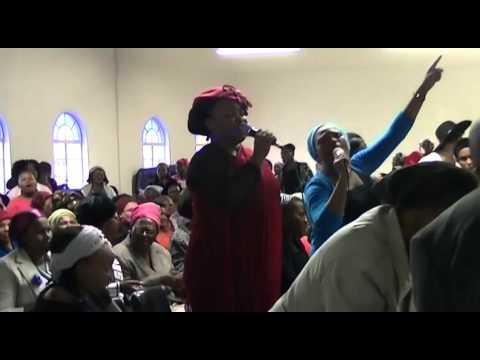 SsNigza Sikelela Jehova PASIKA PE 2015 AGC