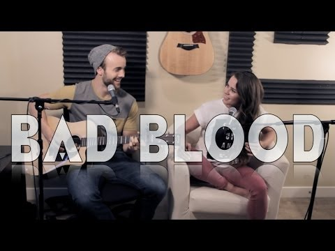 Bad Blood - Bastille - One-take Cover (w/ Loop Pedal) by Kenzie Nimmo