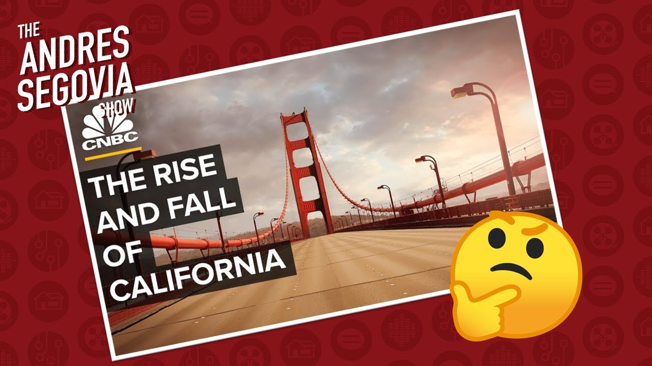 Download Local Broker REACTS To CNBC's What's Driving California MASS EXODUS