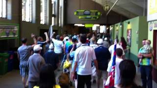 southsiders march out of jeld wen field