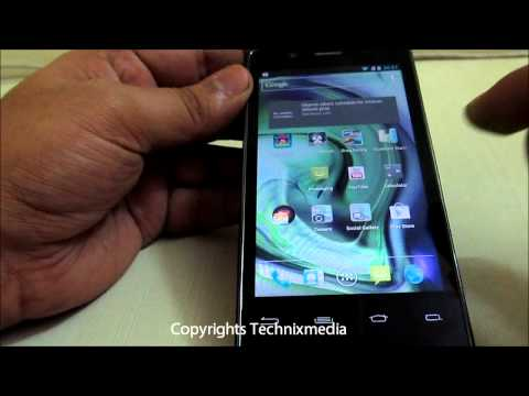 New Features In Xolo X900 Ice Cream Sandwich Update Review