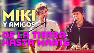 """MIKI Y ALFRED cantan """"De la Tierra hasta Marte""""   Concierto 'Miki y amigos'"""