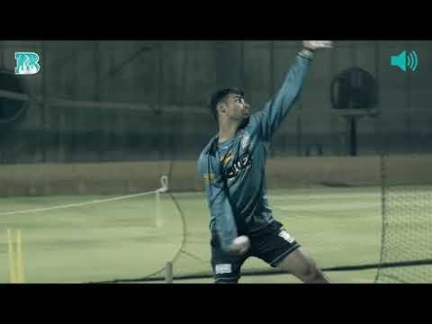 Shadab Khan Bowling Practice In BBL thumbnail