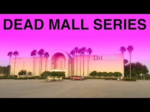 DEAD MALL SERIES : Palm Trees and Broken Dreams : West Oaks Mall : Ocoee, Florida