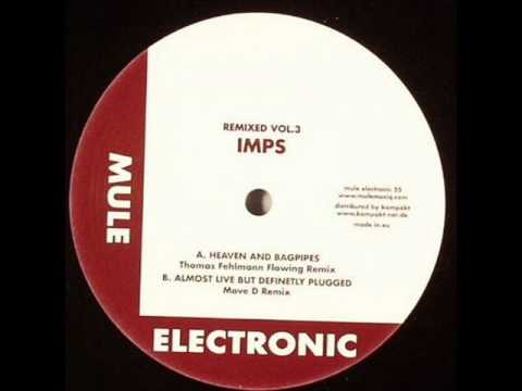 Minilogue Decoy Imps - Almost Live But Definetly Plugged (Move D Remix)