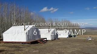 unit 61 elk camp